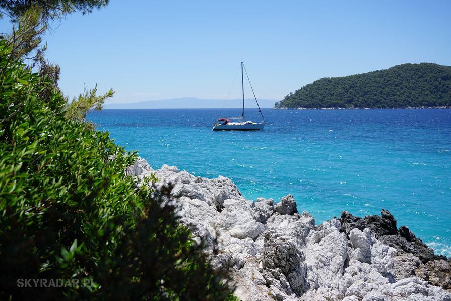 Plaża Kastani - Skopelos