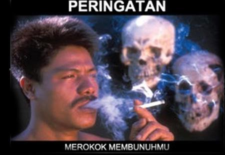 Memberi Rokok Orang Utan Saja Dihukum Apalagi Kepada Manusia