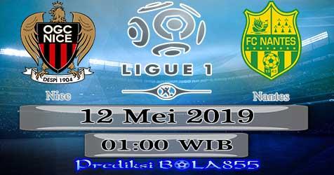 Prediksi Bola855 Nice vs Nantes 12 Mei 2019