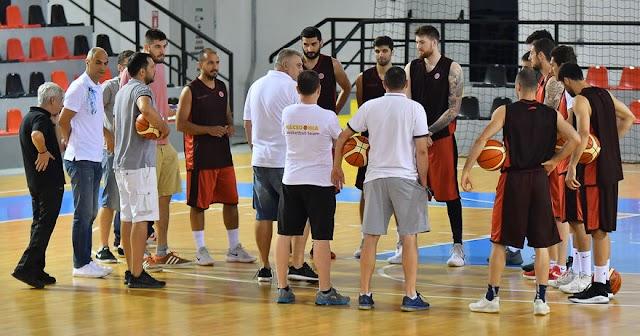 Basketball: Mazedonien bereitet sich auf letztes Qualispiel gegen Schweiz vor