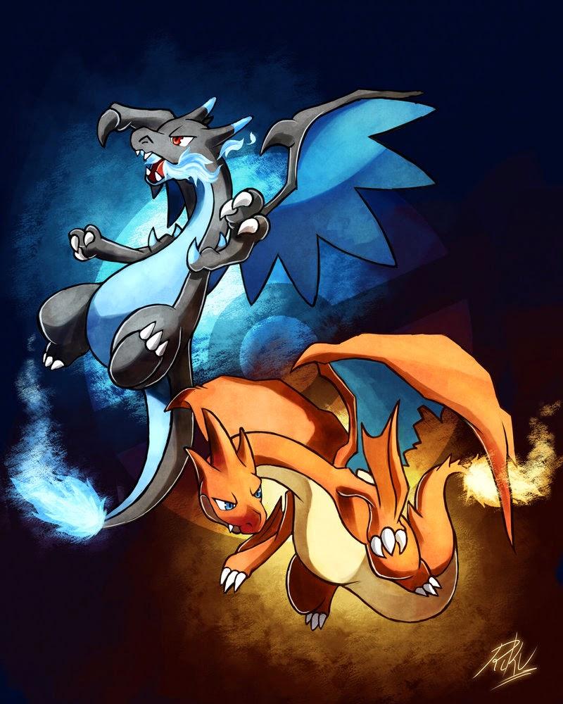 Um mega guia sobre as Mega Evoluções de Kanto em Pokémon X ...