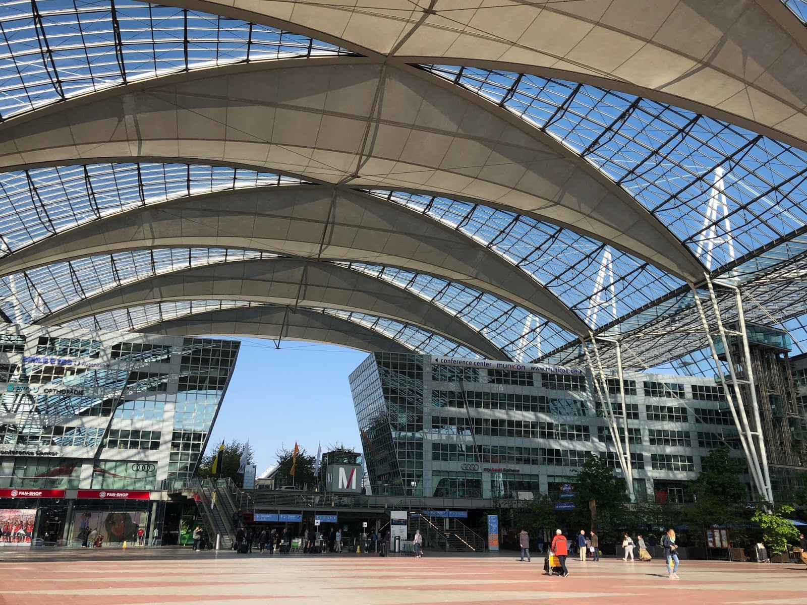 How to Get from German Airports to City Centre