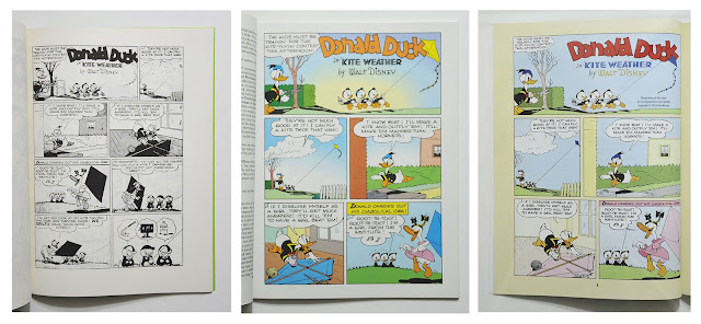 """""""Kite Weather"""" by Carl Barks"""