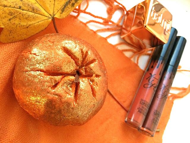 Halloween Kylie Lip Kits & Lush Bath Bomb