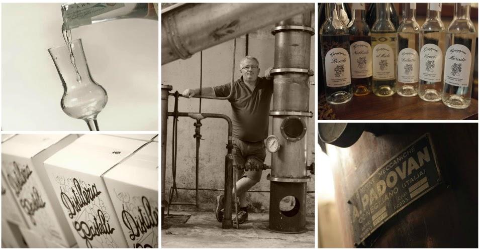 Un distillato di passione, sacrificio e famiglia - La Grappa dell'Antica Distilleria Castelli