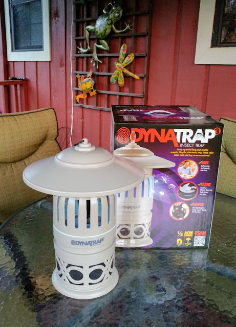 DynaTrap Sonata pest trap for outdoor use (sponsored)