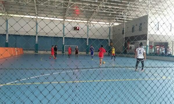 Lampung Walk Futsal