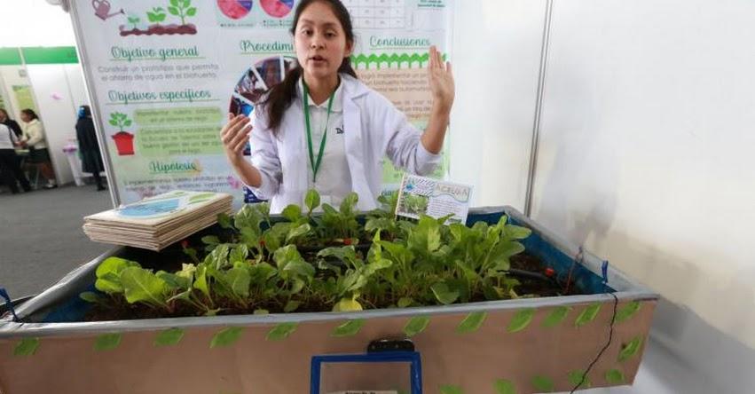 CONCYTEC impulsa creación de clubes de ciencia y tecnología en colegios - www.concytec.gob.pe