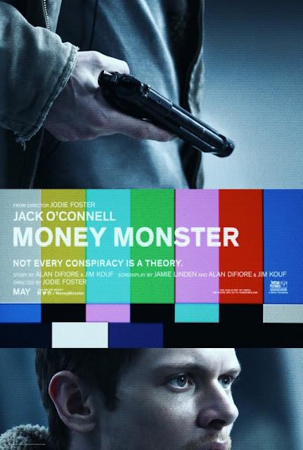 Remesa de póster individuales de 'Money Monster'