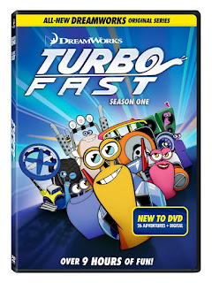 Turbo Fast Season 1 DVD