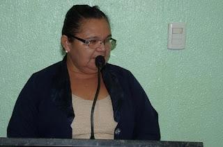 vereadora Francisca Silveira
