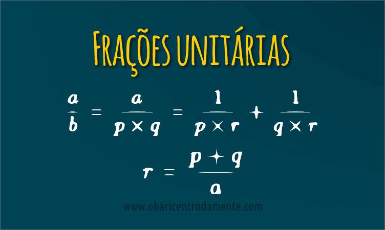 Frações unitárias