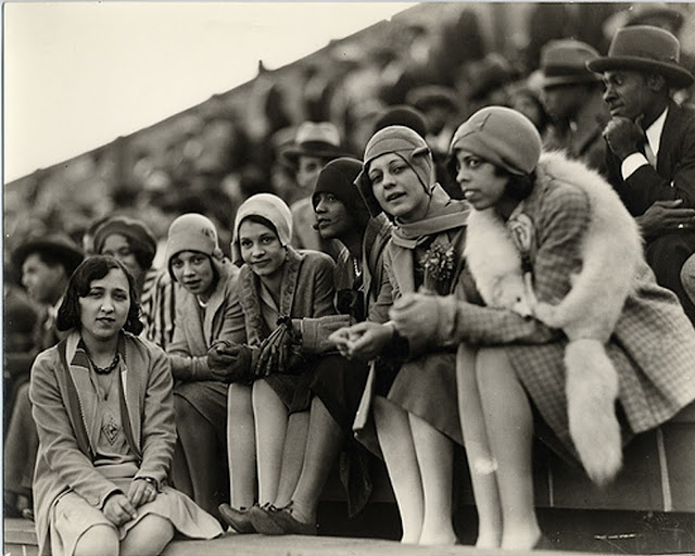 Vintage Black Beauty: Black Flappers and Jazz