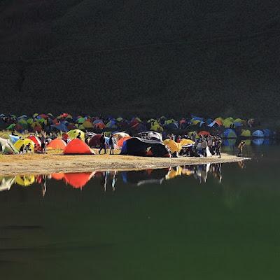 Tempat Romantis di Lumajang