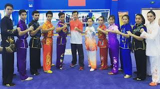 Dapat Juga LIburan Untuk Tim nasional wushu Indonesia