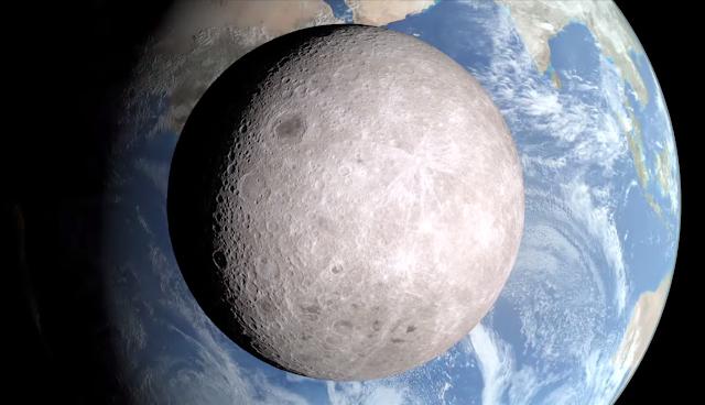 Κοιτάζω το φεγγάρι ξέρω τον καιρό