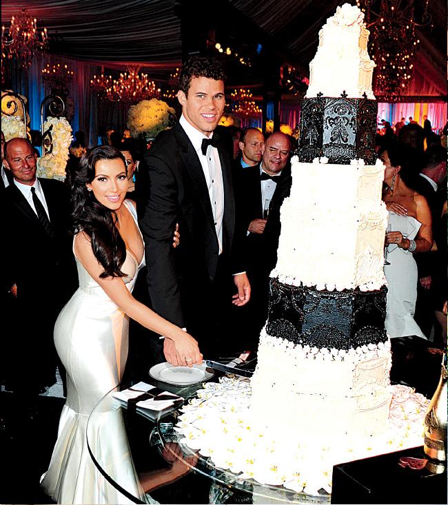 Kim Kardashian Wedding Gift: Scarlet Image: Kim Kardashian's Wedding Latest Photos