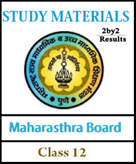 Maharashtra Board HSC Model question Papers
