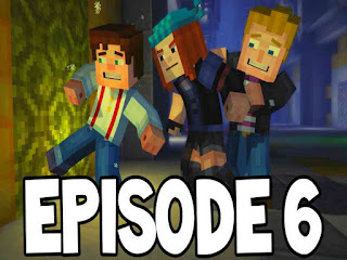 Minecraft Story Mode Episode 6 Game Free Download
