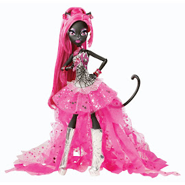 MH Self-standing Signature Catty Noir Doll