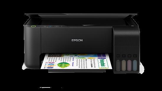 Printer Technology: Epson L3110 & L3150
