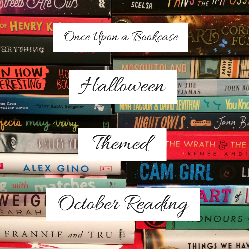Halloween Themed October Reading