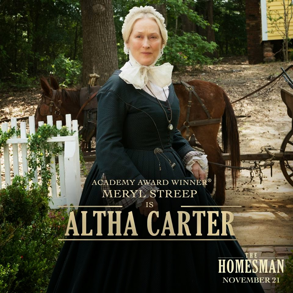 the homesman meryl streep