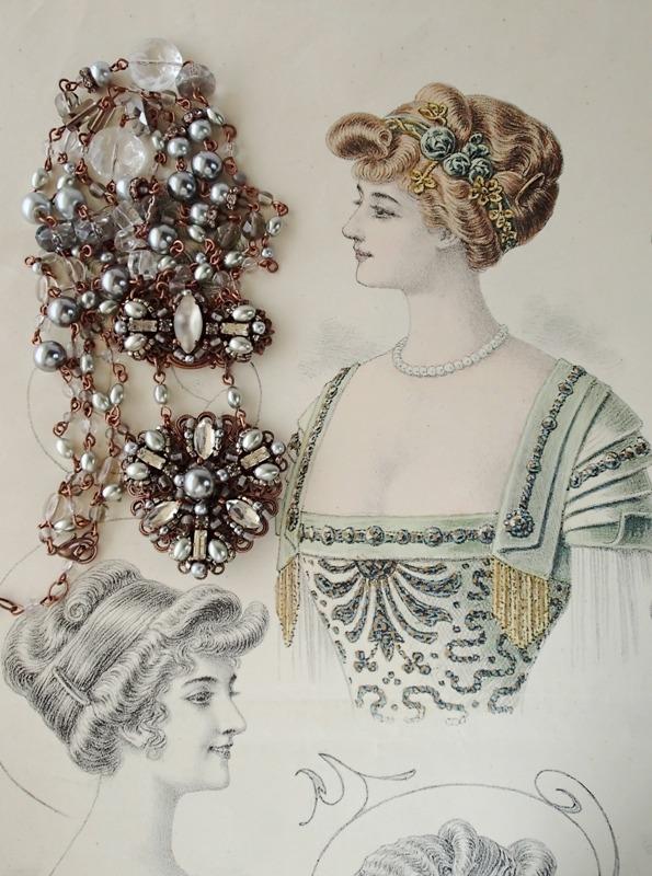 Картинки по запросу jewellery vintage style