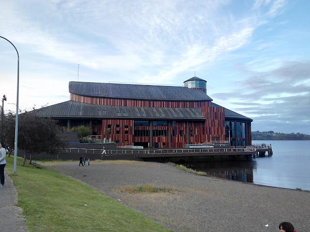 Teatro del Lago en Frutillar, Chile