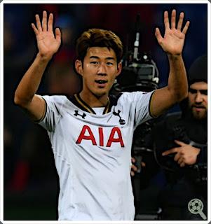 Spurs Heung-Min Son
