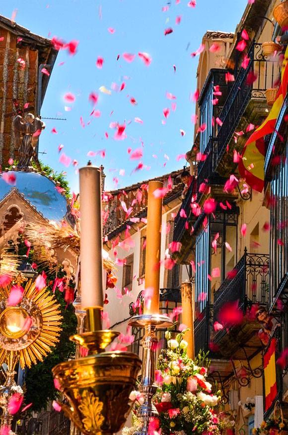 19/Junio. Fiestas del Corpus 2014. Béjar