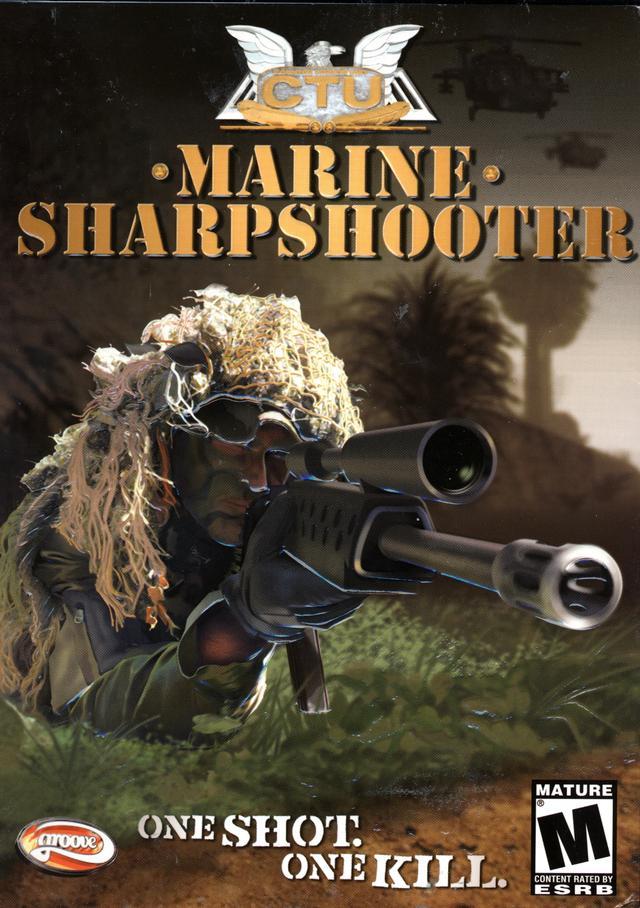 SHARPSHOOTER TÉLÉCHARGER MARIN