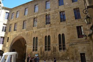 Narbona. Palau dels Arquebisbes