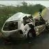 Sr. do Bonfim: Corpo de motorista carbonizado após acidente na BR 407 em Tijuaçu permanece sem identificação