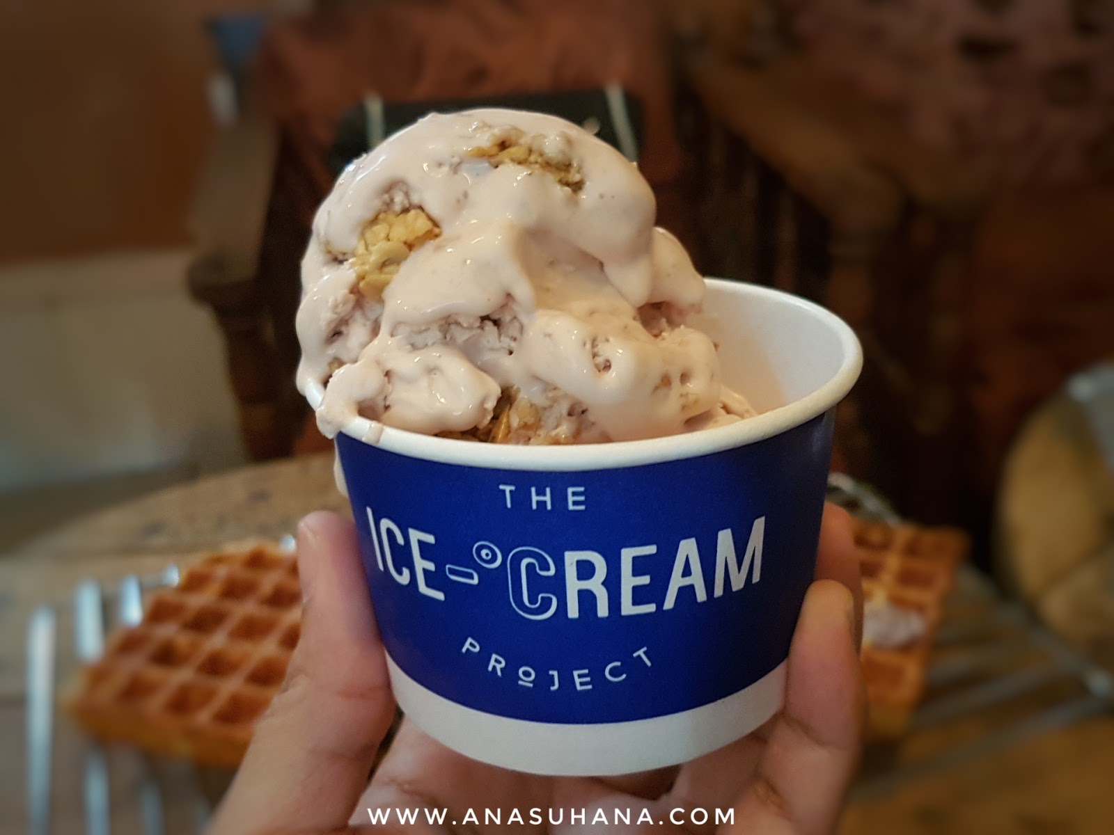 The Ice-cream Project (TIP) Johor Bahru