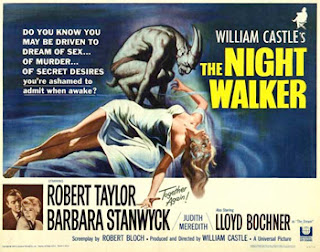 Poster for The Night Walker (1964)