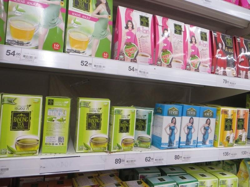 Похудеть от чая тайский