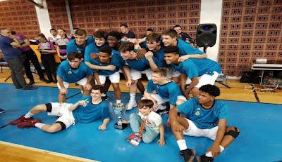 Nuestro cadete es campeon de  la Budva Basketball CUP U16