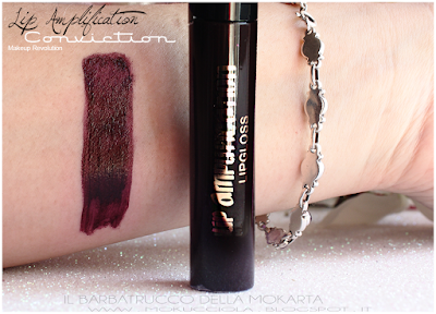 lip amplification conviction LIPSTICK - Makeup Revolution
