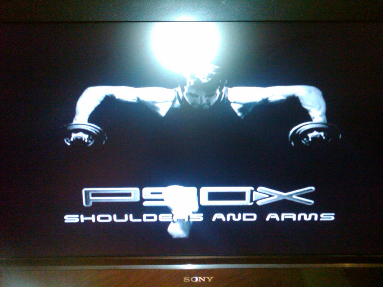 Shoulders and arms review -Day 3 - Insanity P90X Hybrid