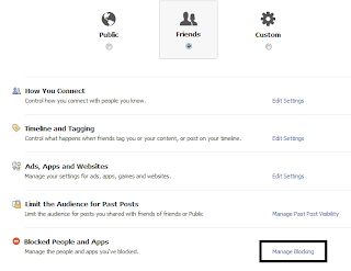 Disable Facebook Games and Applications Noifications