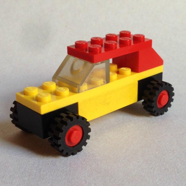 Lego 1606 - kisautó 2.