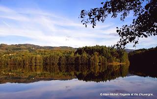 Lac d'Aubusson, Puy de Dôme