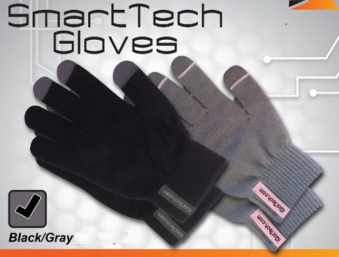 smart tech gloves
