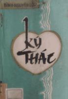 Ký Thác - Bình Nguyên Lộc