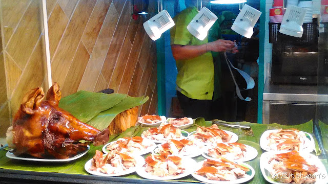 Famous Lechon; Getaway to Manila; Philippines