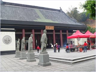 วัดเชอคุง (Che Kung Temple)