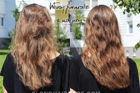 Pielęgnacja włosów porowatych z natury | Zabieg dociążający włosy - czytaj dalej »