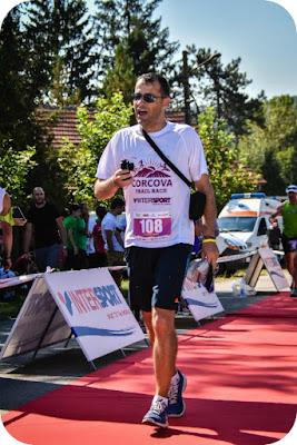 finish dupa 15 km