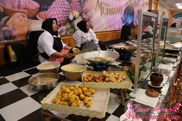 De Palma Hotel Shah Alam Saji Makanan Bazar Ramadhan
